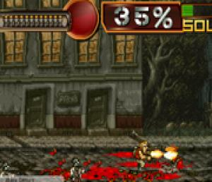 Super Metal Slug Zombie Vengeance