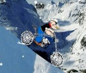 Super Popeye neige monter